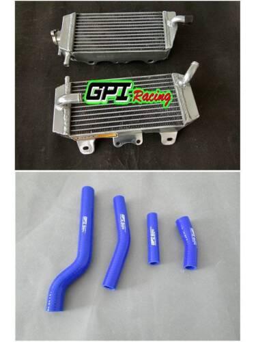 FOR YAMAHA YZ450F YZ 450 F YZF450 2006 ALUMINUM RADIATOR and HOSE