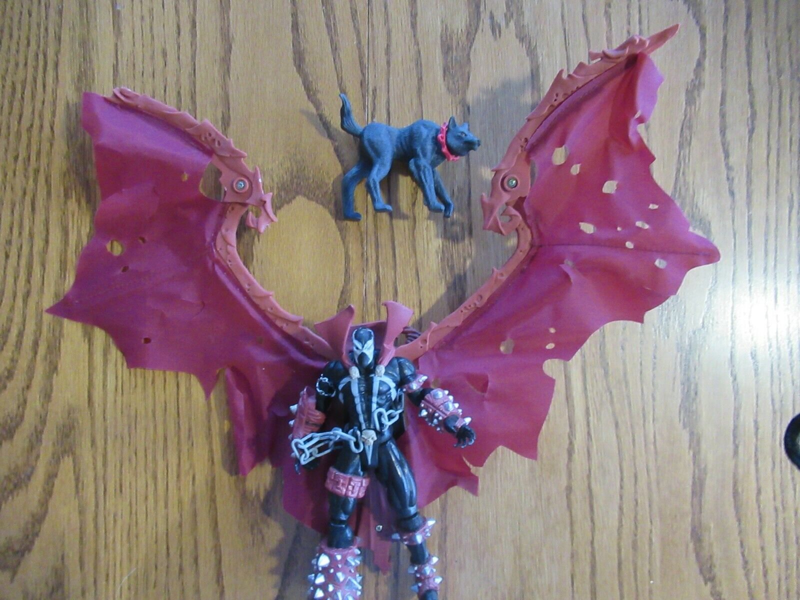 Mcfarlane Special Edition Spawn III Action Figure With Wolf Series 7 on eBay thumbnail