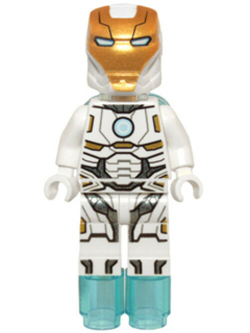 NEW LEGO SPACE IRON MAN FROM SET 76049 AVENGERS (sh229)
