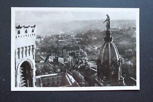 Tarjeta-Postal-CPA-Lyon-La-Virgen-Fourviere-Por-Fabisch-5-M-60