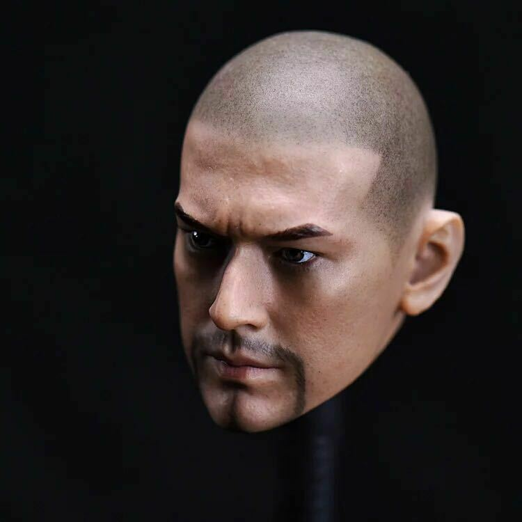 1 6 Holy Holy Holy Monk Bear Head Dou Zhanshen For 12  Hot Toys PHICEN Male Figure  USA  6d0164