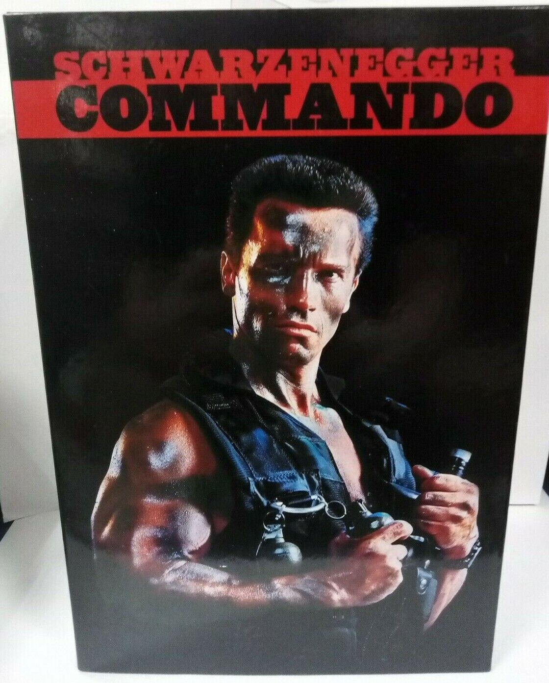 NECA Ultimate Commando John Matrix 7in Figure NEW in Box