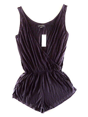 Damen Overall Kurz Jumpsuit Sommer Hose Kleid Anzug ...
