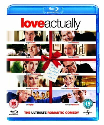 1 of 1 -  Love Actually [Blu-ray] [Region Free]            Brand new and sealed