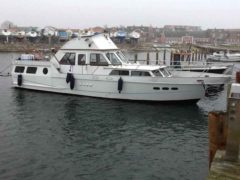 Husbåd / Living båd - Teknik billeder
