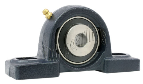 "UCPPL206-18 1 1//8/"" Inch Thermoplastic Pillow Block Mounted Ball Bearings 17710"