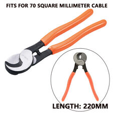 24in-Heavy Duty Carbon Steel Cable Cutter-Industrial Grade-For Copper Wire//Cable