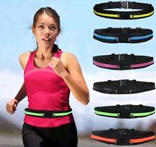 Running waterproof belt Casual waist sports bum bag