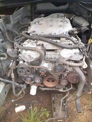 2003 2004 03 04 NISSAN 350Z 350 Z INFINITI FX35 G35 ENGINE ...