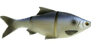 Savage-Gear-Gizzard-Shad-3D-Line-Thru-Gizzard-Shad-10-034-Swimbait-Fishing-Lure