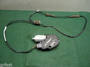 kia amanti sunroof motor with wiring 2004 ebay. Black Bedroom Furniture Sets. Home Design Ideas