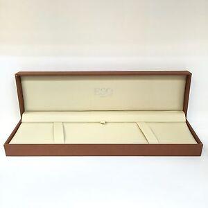 New-Original-ESQ-BY-MOVADO-SWISS-WATCH-BOX-Jewelry-Storage-presentation-Case