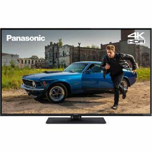 Panasonic TX-49GX551B GX550 49 Inch TV Smart 4K Ultra HD LED Freeview HD 3 HDMI