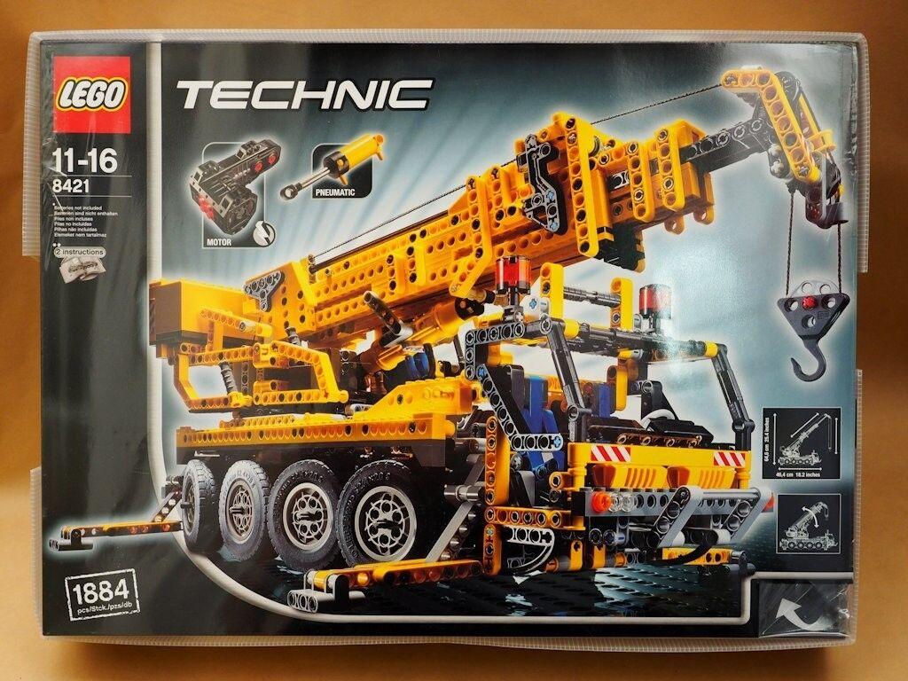 LEGO 8421 Technic Mobile Crane NEW & SEALED
