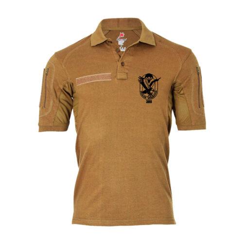 FSK 300 Fernspähkompanie Fernspäher Wappen #19191 Tactical Poloshirt Alfa