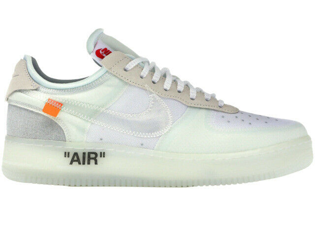 Size 12 - Nike Air Force 1 Low x OFF-WHITE The Ten 2017 for sale ...