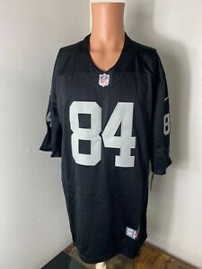 Nike NFL Oakland Raiders men's on field #84 Antonio Brown jersey XL NWT stitched