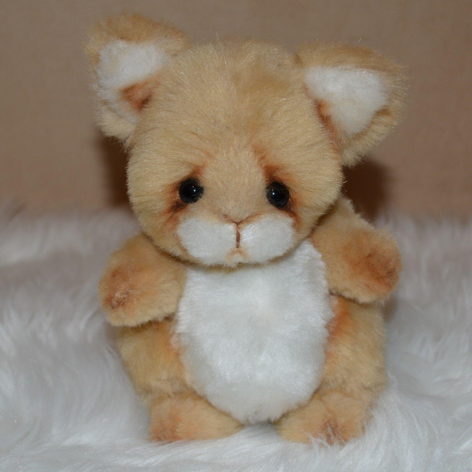 Ooak bear artist squirrel stuffed animal