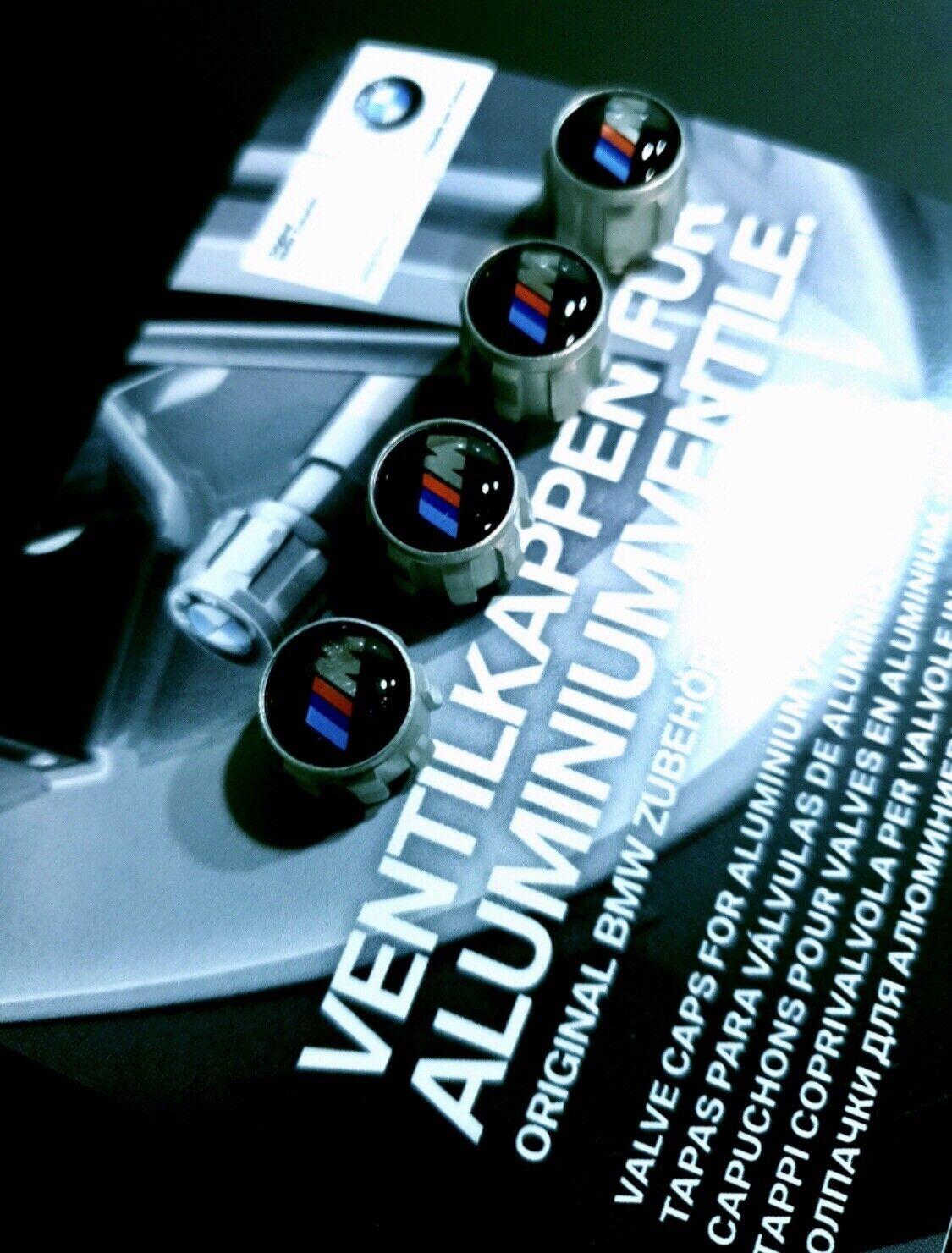 BOUCHONS DE VALVES ORIGINAL BMW M1 M2 M3 M4 M5 M6 36122447401 X5 X6 F10 G01 F26