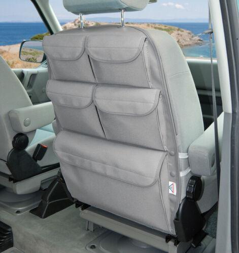 UTILITY für die Rückenlehne des Fahrer-//Beifahrersitz VW T4 im Design Moonrock