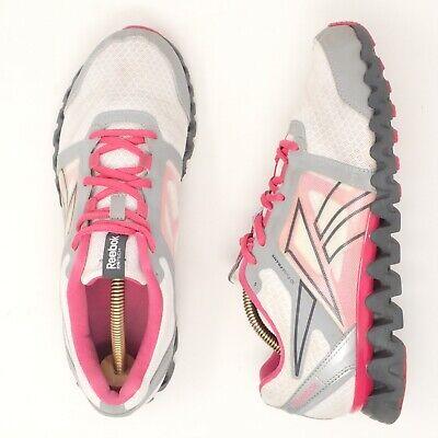 Reebok Shoes 9 Blue Pink 3D Fuse Frame Running Tennis Womens