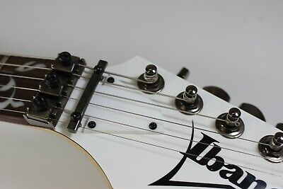 RG550 Jem  RG tm White Pearloid Pearl Truss Rod Cover fits Ibanez