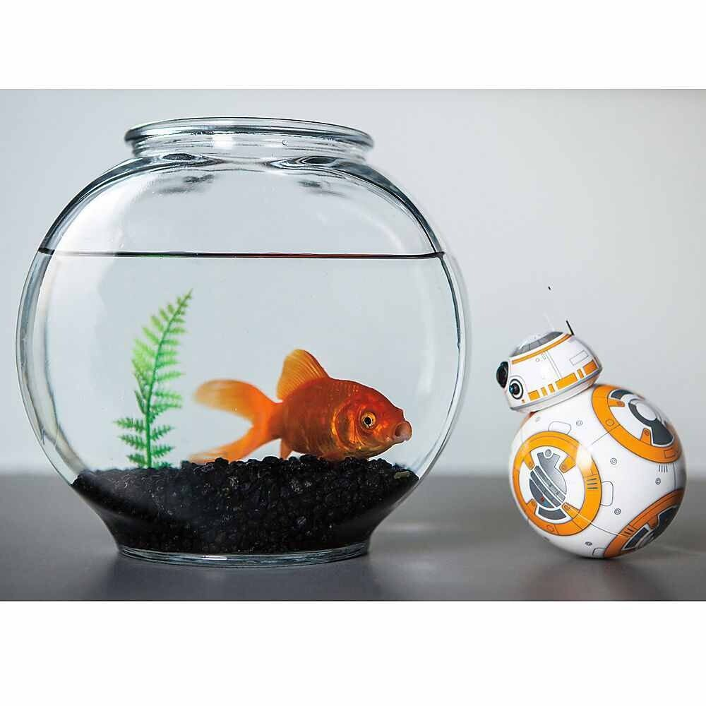 STAR WARS: The Force Awakens BB-8 Interactive Robotic Droid SpheroI Phone APP