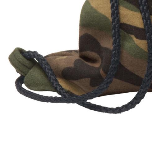 Georgia Bulldogs Backpack CAMO Drawstring Bag Pack CLASSIC HOODY DESIGN!