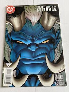 The-Adventures-Of-Superman-553-December-1997-DC-Comics