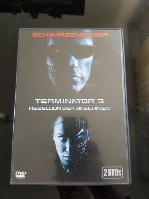 Best of Hollywood: Terminator 3 - Rebellion der Maschinen / The 6th Day / Last …