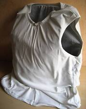 AUSVERKAUF++ Deep Cover-Shirt für ballistische Schutzwesten , Gr.: L-17 , weiß
