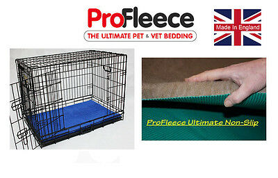 ProFleece Ultimate 1600gsm Non-slip Pet Vetbed for Collapsible Crates