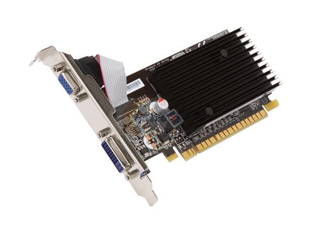 Low Profile Graphics Card Computer Graphics Card Tangca GeForce 8400GS 512MB DDR2 PCI VGA//DVI// Low Profile Video Card New GeForce 8400 GS 512 MB DDR2 PCI Not PCI Express !!!