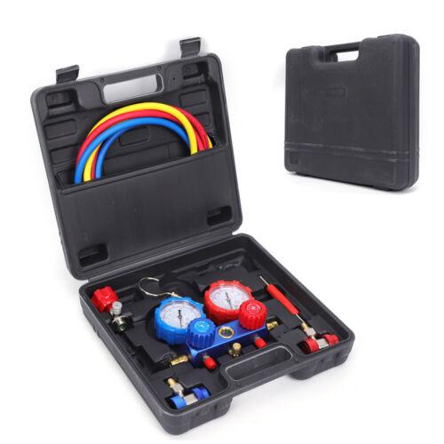 Klimaanlage Monteurhilfe Für R134a R22 R12 R404A R410A R502 Werkzeug Set