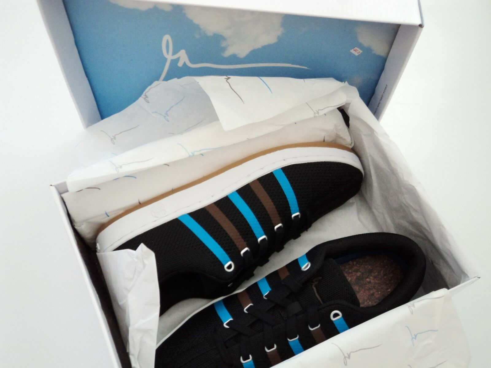 Untouched K-Swiss Gary Vee Mens 11 Dark Clouds And Dirt 003 shoes Sneaker Limited