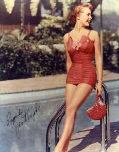 JANET-LEIGH-PSA-DNA-Coa-Hand-Signed-8X10-Photo-Autograph-Authenticated