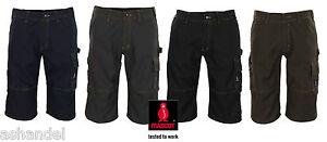Herren Marine Blau Slazenger 3//4 dreiviertel Länge Trainingshose Hose Shorts