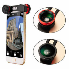 """Olloclip Style Fisheye + Wide Angle+ Macro Camera Lens For iPhone 6S PLUS (5.5"""")"""