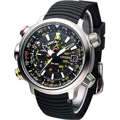 Citizen  Promaster Altichron Eco-Drive Men's Watch BN4021-02E