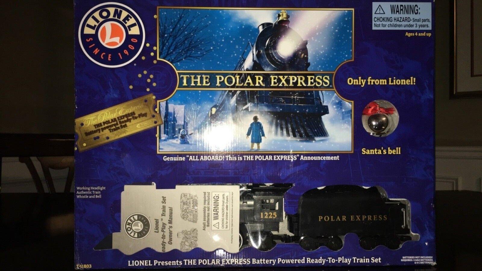 Lionel new  The Polar Express Train Set