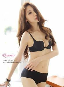 9cc3bb08be Sexy Push Up Deep U Plunge Low Cut Invisible Multiway Backless Bra ...