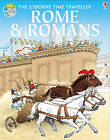 Rome and Romans by Patricia Vanags, Heather Amery, Anne Civardi (Paperback, 1998)