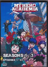 My Hero Academia Season 1 - DVD Region 2 for sale online | eBay
