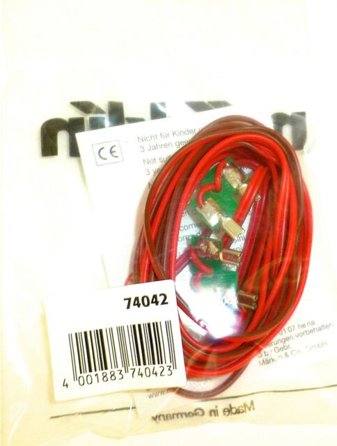 + NEU /& OVP Märklin 74042 H0 C-Gleis Zusatzanschluss 2 m