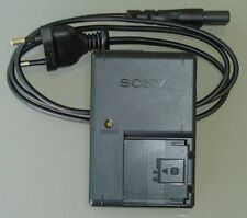 Original Sony Ladegerät BC-CSGB f. Akku NP-BG1 NP-FG1