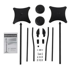 NEW-UNIVERSAL-SURROUND-SOUND-SPEAKER-STANDS-SET-OF-2-SATELLITE-SPEAKER