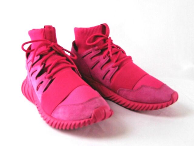 479cfa906f35 Adidas Tubular Doom Runner Originals EQT Triple Pink Men s Shoes Size 10   S74795
