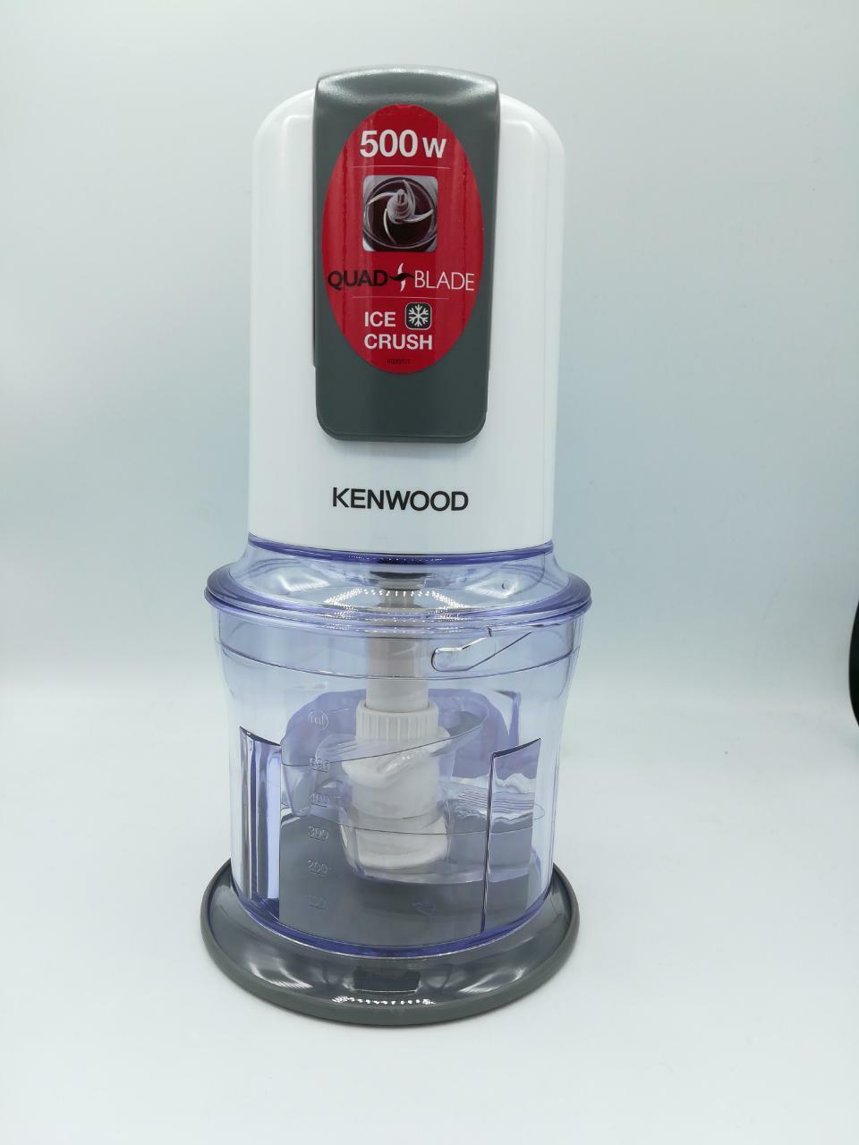 Ausstellungsstück Kenwood Quadblade CH580  Zerkleinerer