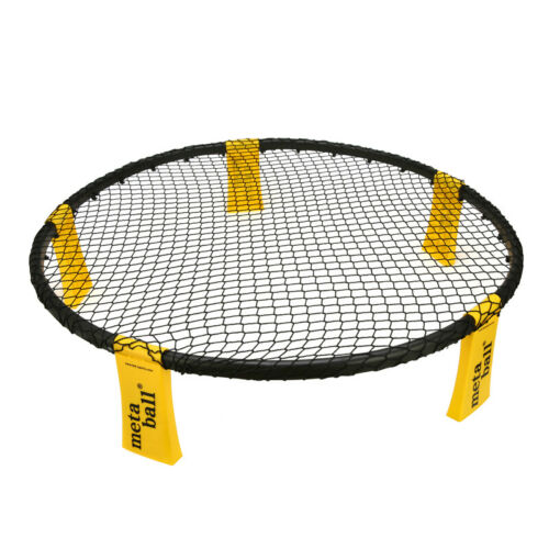 Spike Bounce Trampoline Ball Game Set for Family /& Party Sport Beach Volleyball