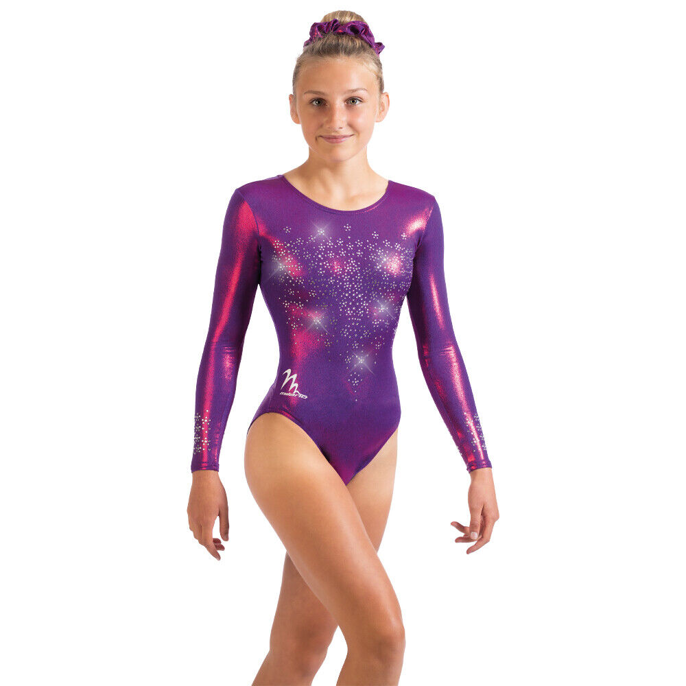 Milano Pro Sport  Gymnastic leotard - Arlee 202303 - Sizes 26 -36   NEW  all in high quality and low price